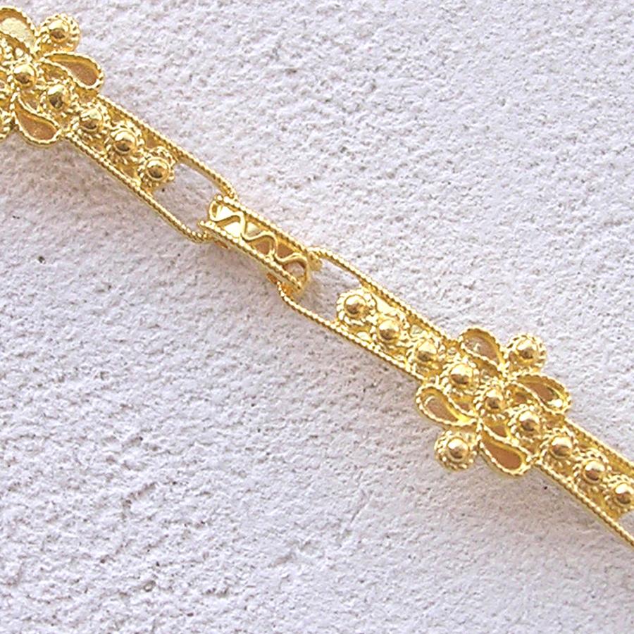 ART 201 - Bracciale oro - Dettaglio