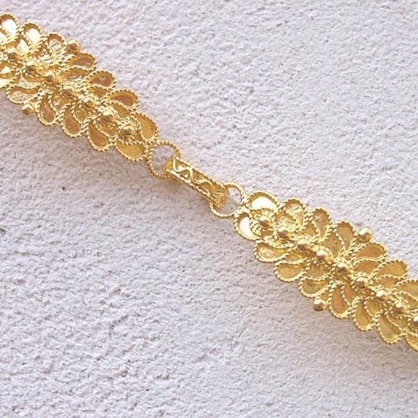 ART 202 - Bracciale oro - Dettaglio