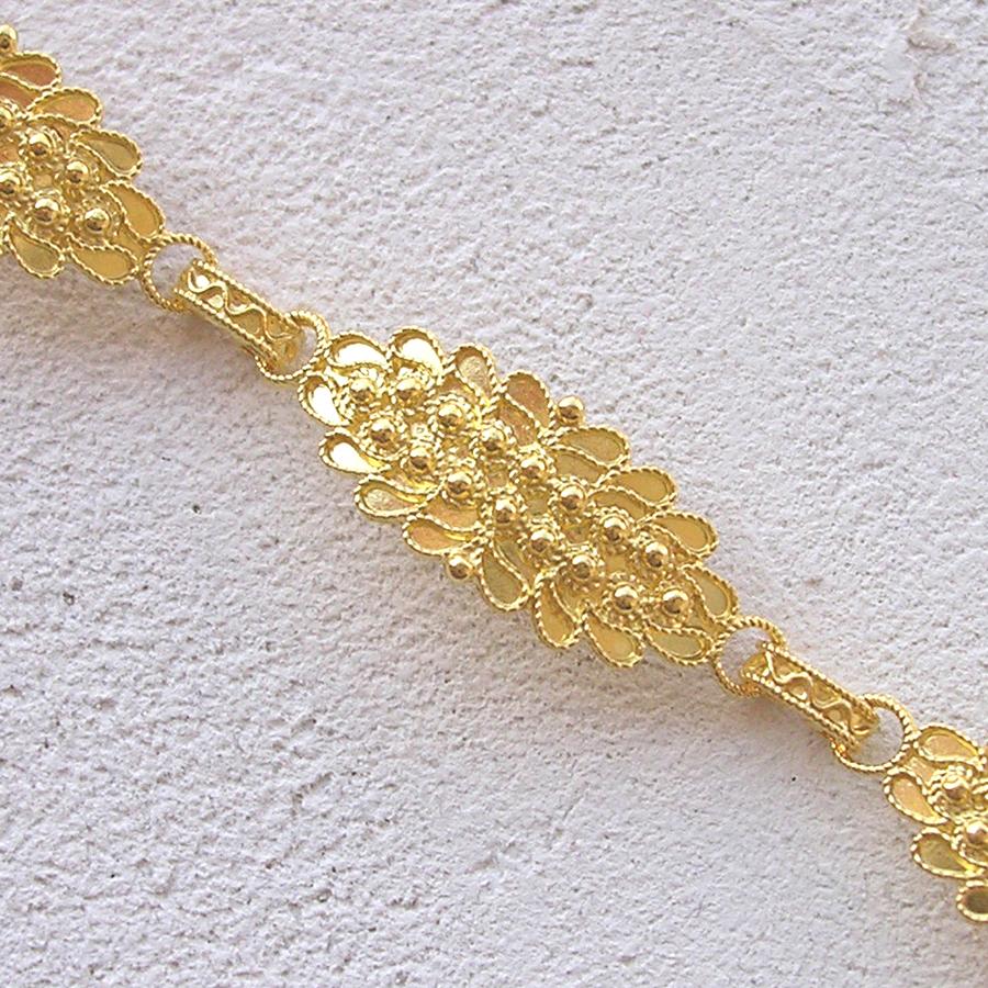ART 203 - Bracciale oro - Dettaglio