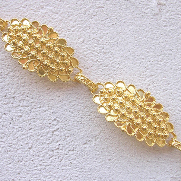 ART 205 - Bracciale oro - Dettaglio