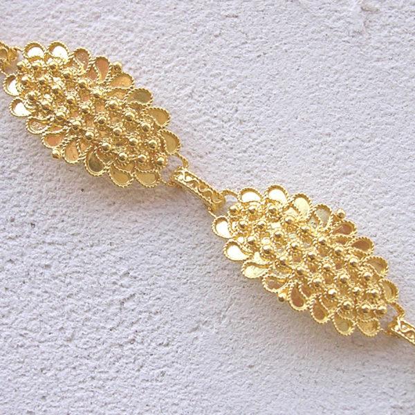 ART 204 - Bracciale oro - Dettaglio