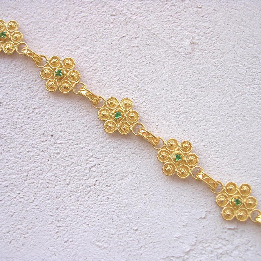 ART 208 - Bracciale oro
