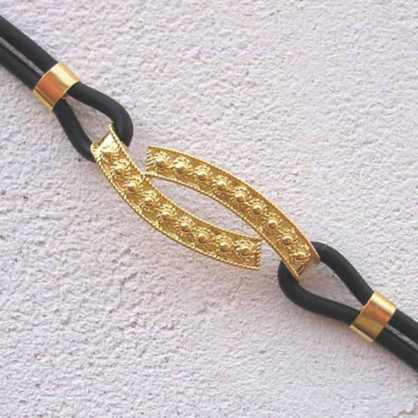 ART 211 - Bracciale oro - Dettaglio