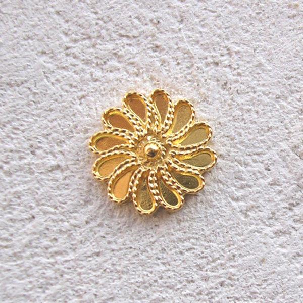 ART 304 - Orecchini d'oro in filigrana - Dettaglio