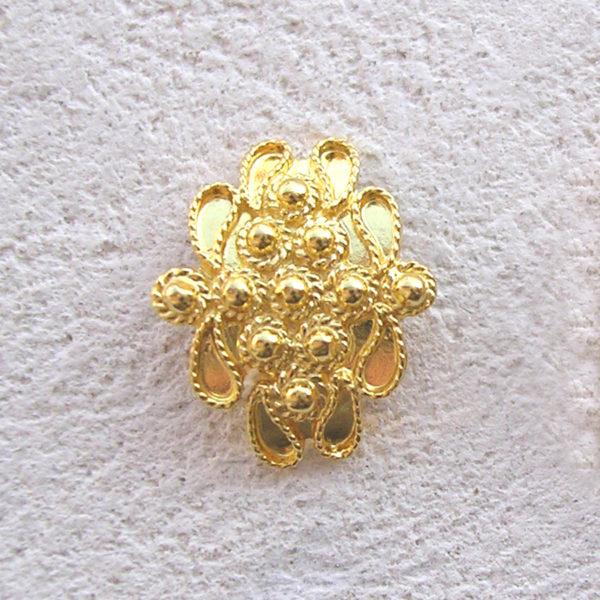 ART 307 - Orecchini d'oro in filigrana - Dettaglio