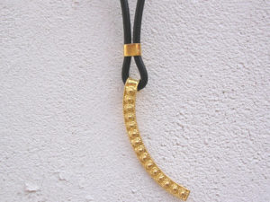ART 401 - Collier d' oro in filigrana
