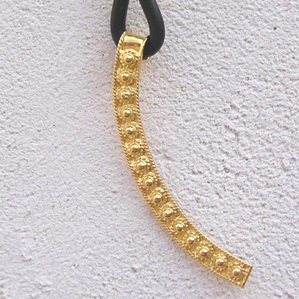 ART 401 - Collier d' oro in filigrana - Dettaglio