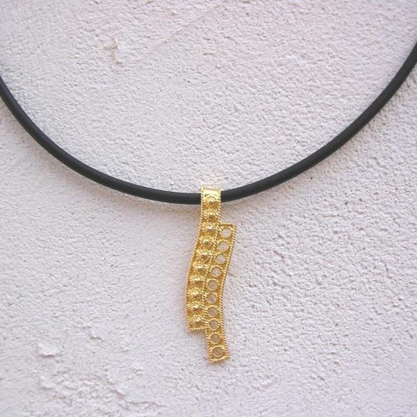 ART 405 - Collier d' oro in filigrana