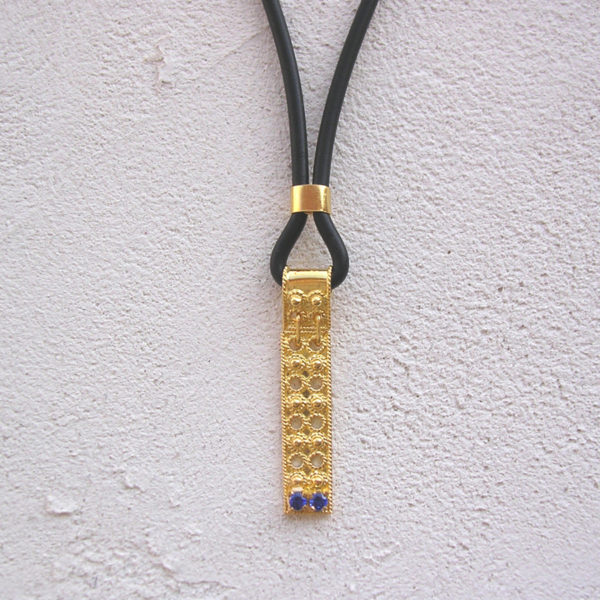 ART 407 - Collier d' oro in filigrana