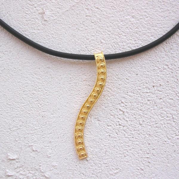 ART 408 - Collier d' oro in filigrana