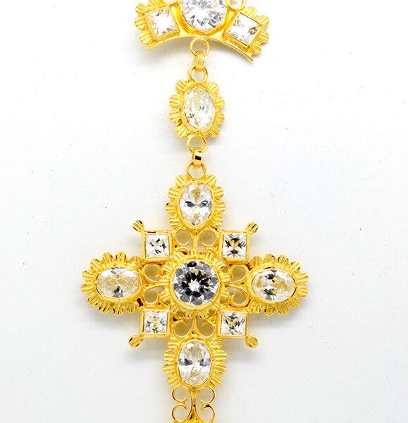 Croce in Filigrana Sarda