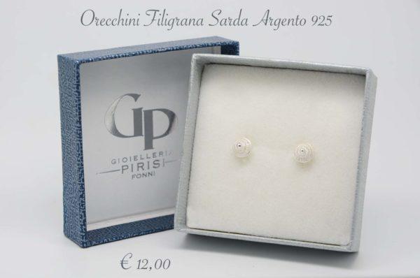 Orecchini Argento 925 PL Argento